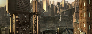 Matte Painting by Wayne Haag