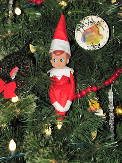 Elf on the Shelf #elfontheshelf