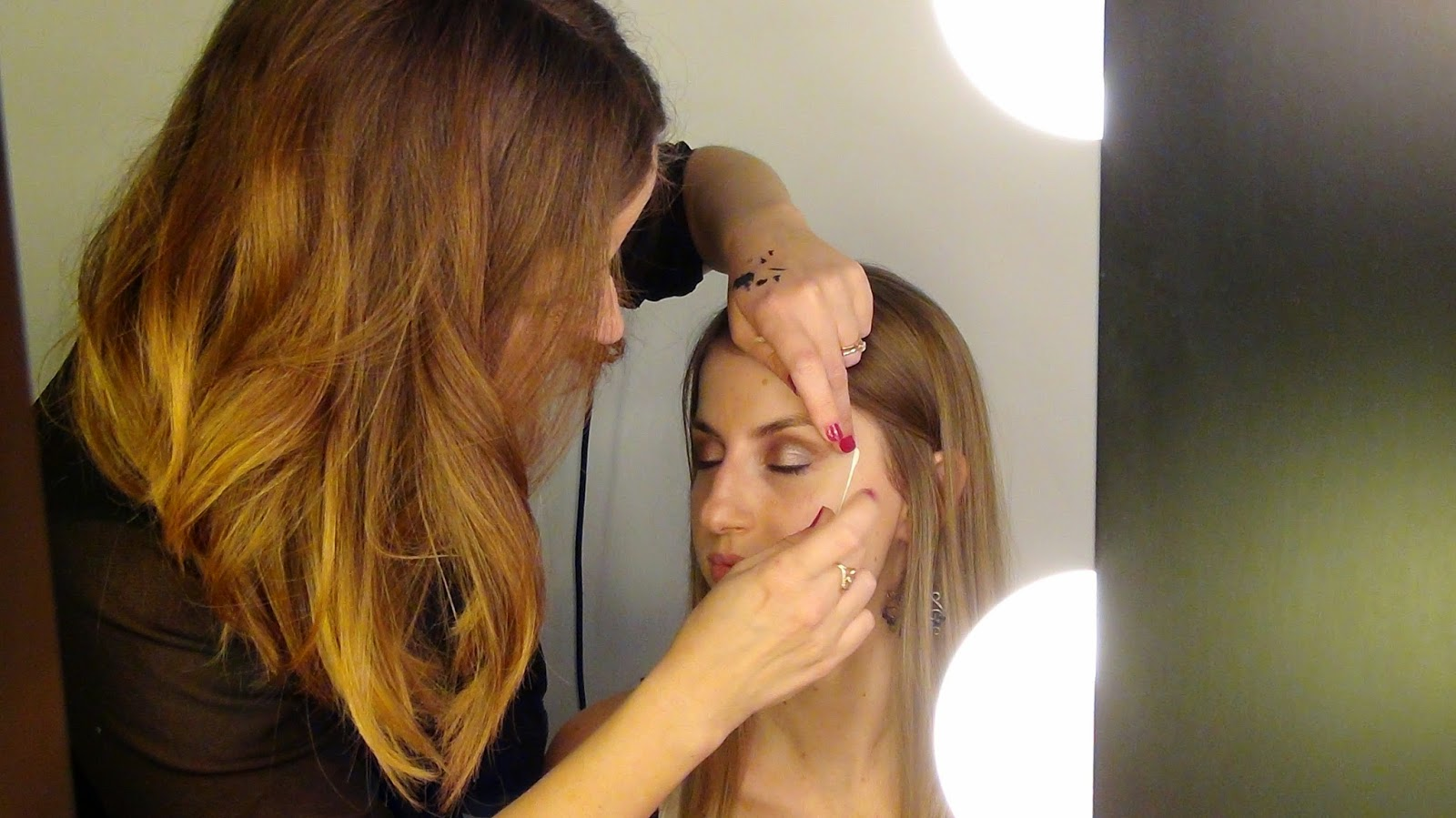 clio make up tutorial trucco, clio make up, cliomakeup colgate, colgate max white one optic, cliomakeup concorso
