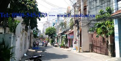 3 lô đất gần Etown Cộng Hòa, phường 13, Tân Bình thích hợp xây căn hộ dịch vụ, khách sạn 1