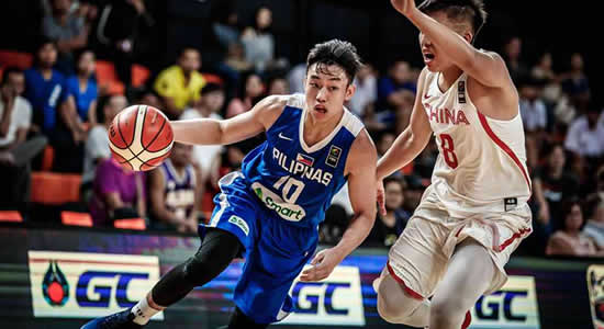 LIST: Head-to-head matchups Batang Gilas vs China FIBA U18 Asia