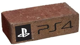 ps4 bricked