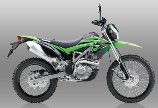 Kawasaki KLX 150BF Special edition