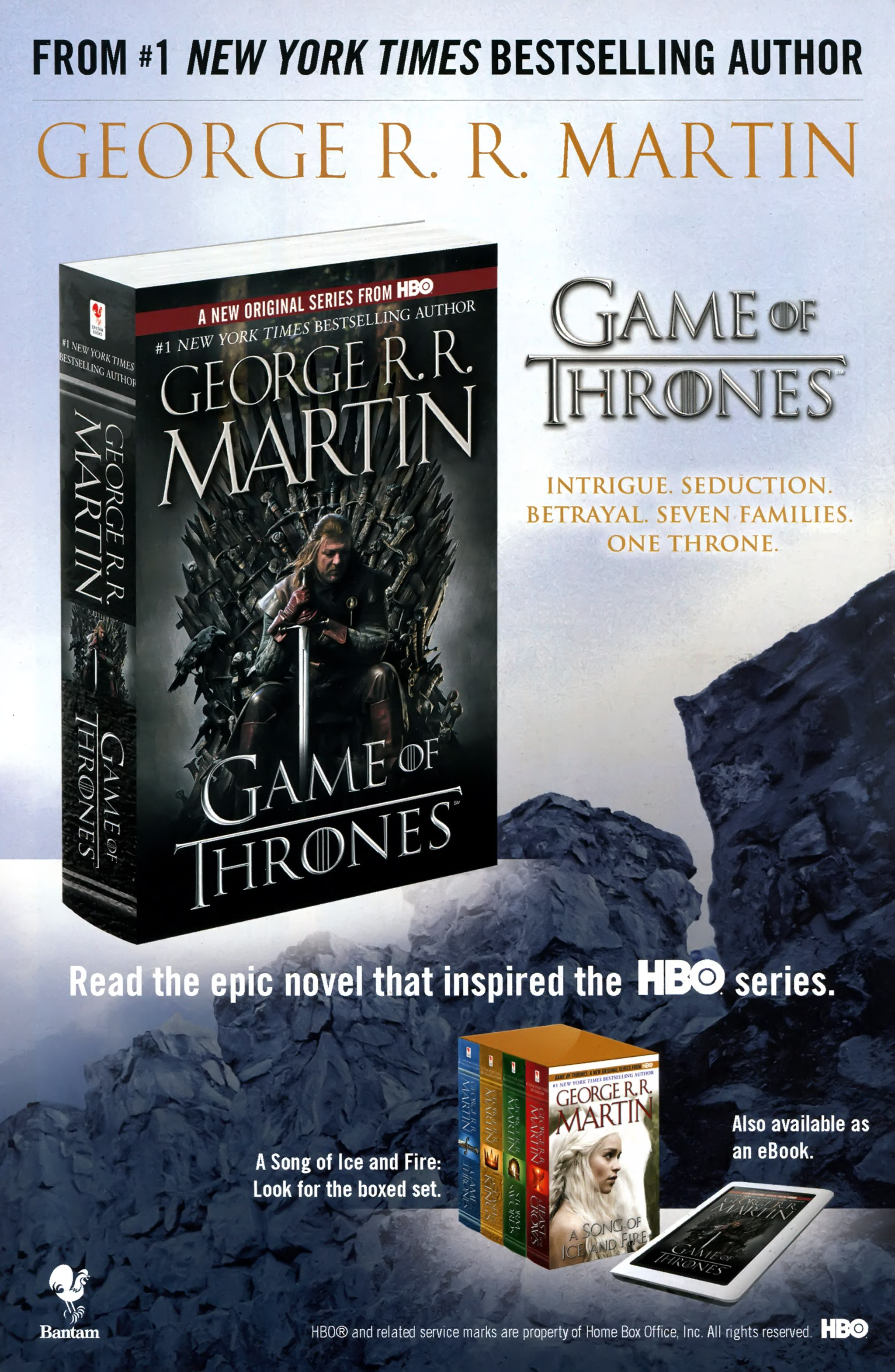 Read online A Game Of Thrones comic -  Issue #20 - 34