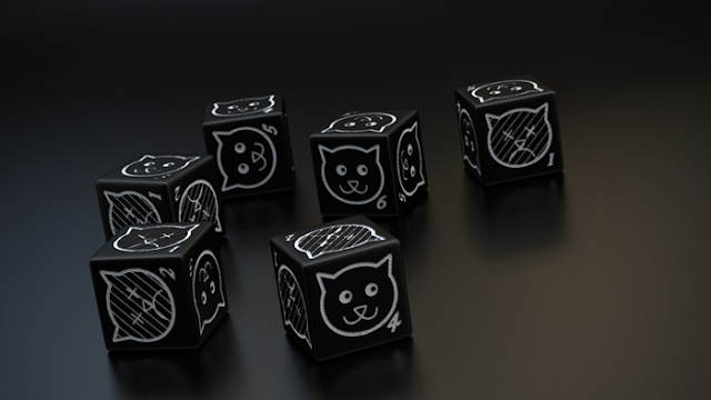That Saving Throw: SEVEN Things to Do If You Find Yourself on the 3D Earth  Catdice