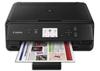 Canon PIXMA TS5000 Software Download and Setup