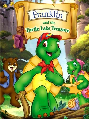 Dibujo de la portada de Franklin