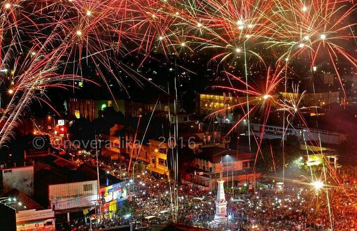 Rekomendasi Tempat Wisata Malam Tahun Baru Di Yogyakarta Happy New Year Eksotis Jogja