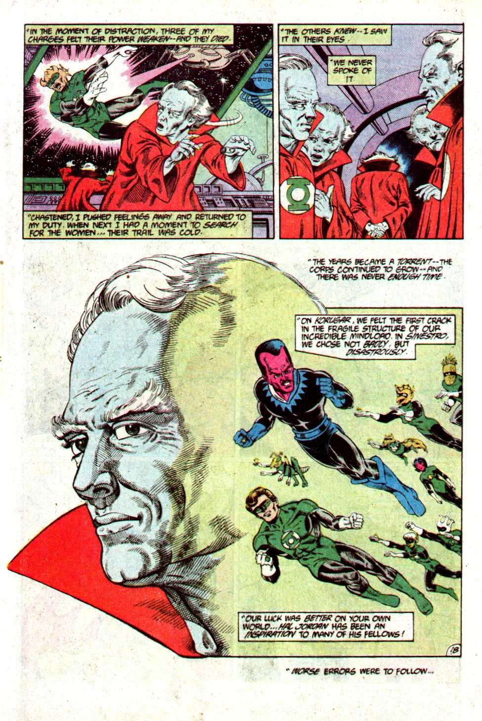 Read online Secret Origins (1986) comic -  Issue #23 - 20