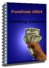 panduan idiot autoblog amazon