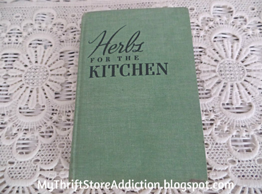 Herb cook book