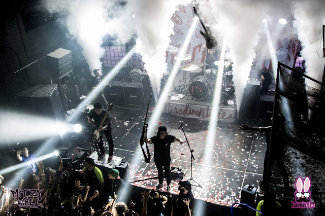 Pierce The Veil  Guadalajara no se quedó con ganas