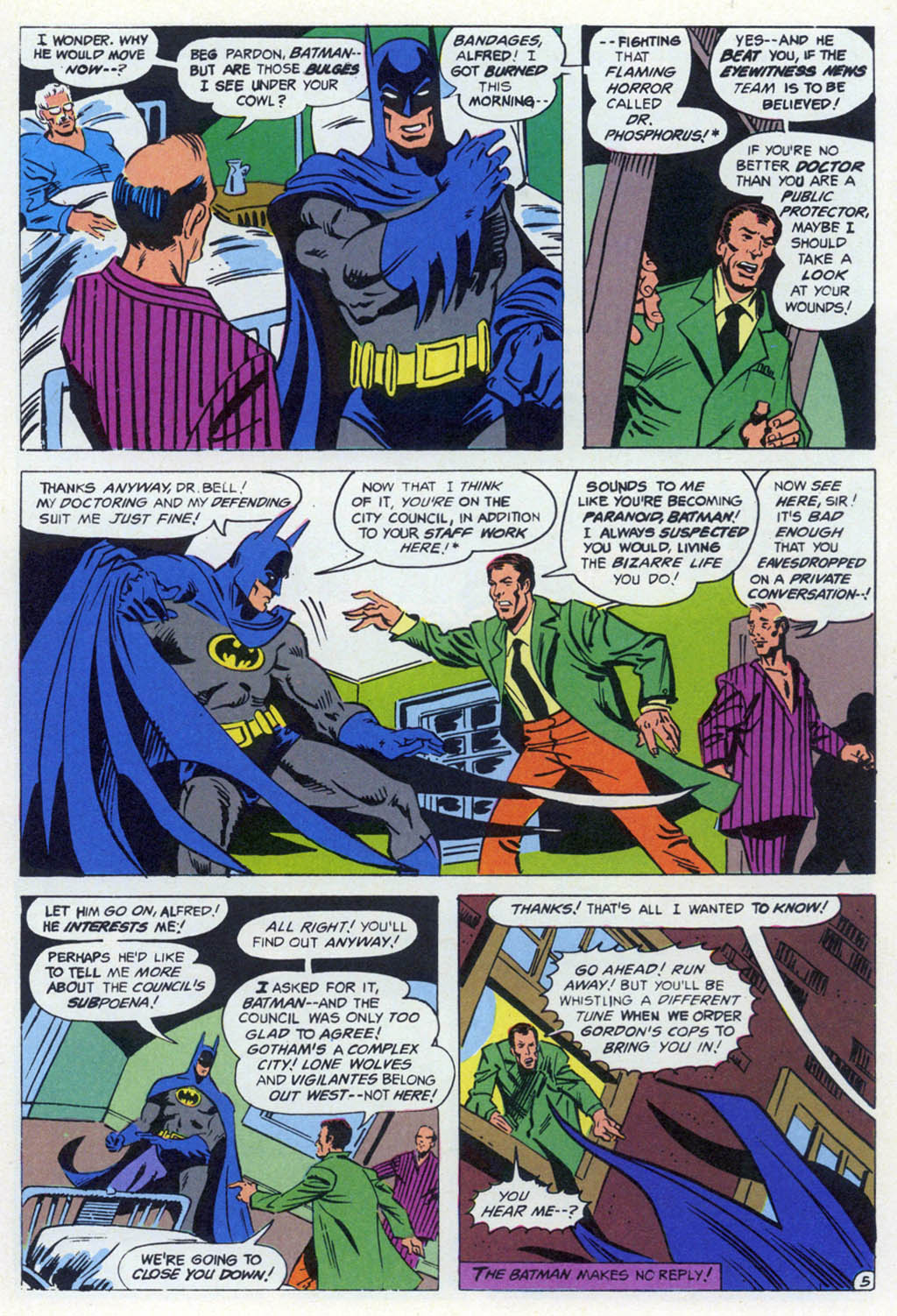 Read online Shadow of the Batman comic -  Issue #1 - 24