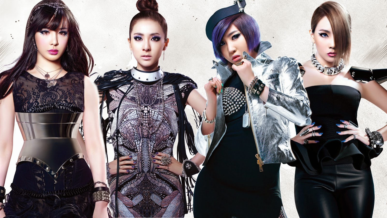 2NE1 Wallpaper HD 2014 Come Back Home - Free Kpop ...