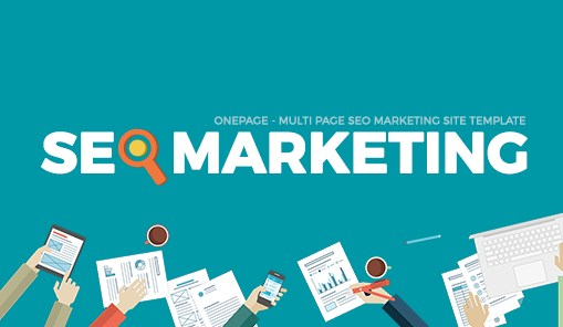 SEOMARKT v1.1.0 Responsive SEO Marketing Wordpress Theme