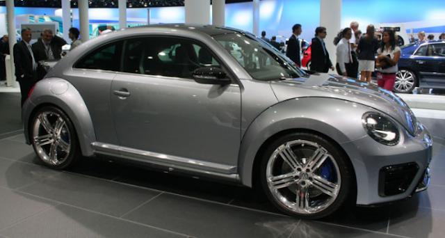 2018 Volkswagen  Beetle Exterior