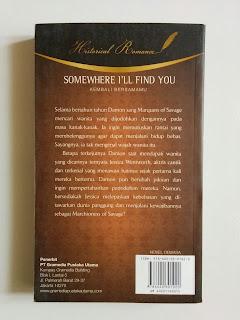 Somewhere I'll Find You (Kembali Bersamamu)