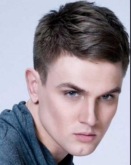 model rambut pria zaman now