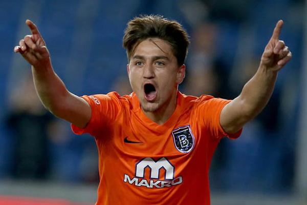 Cengiz Under pemain baru Roma
