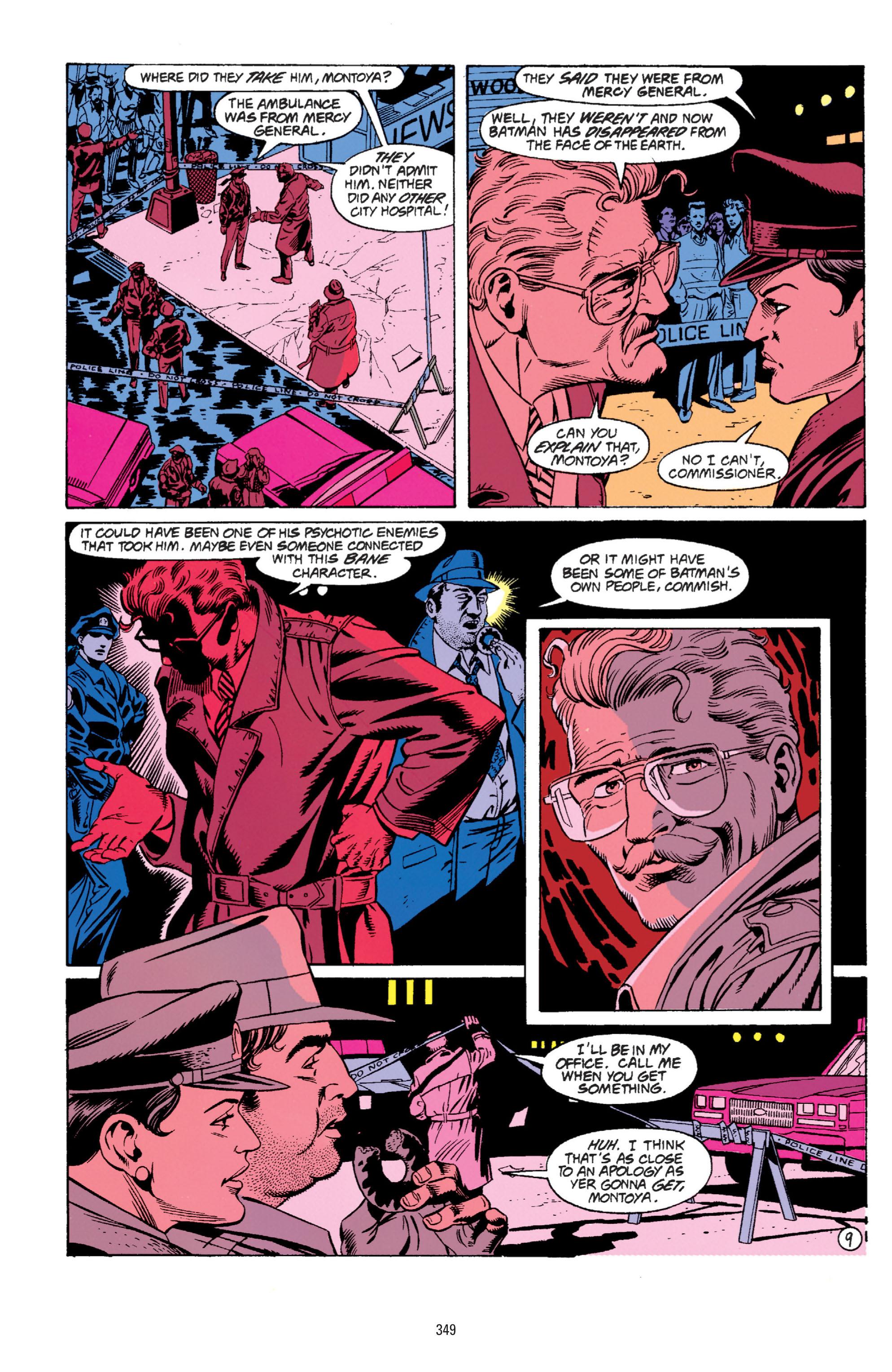 Detective Comics (1937) 664 Page 9