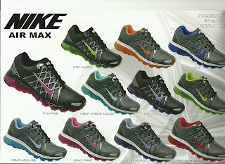 nike air max no atacado