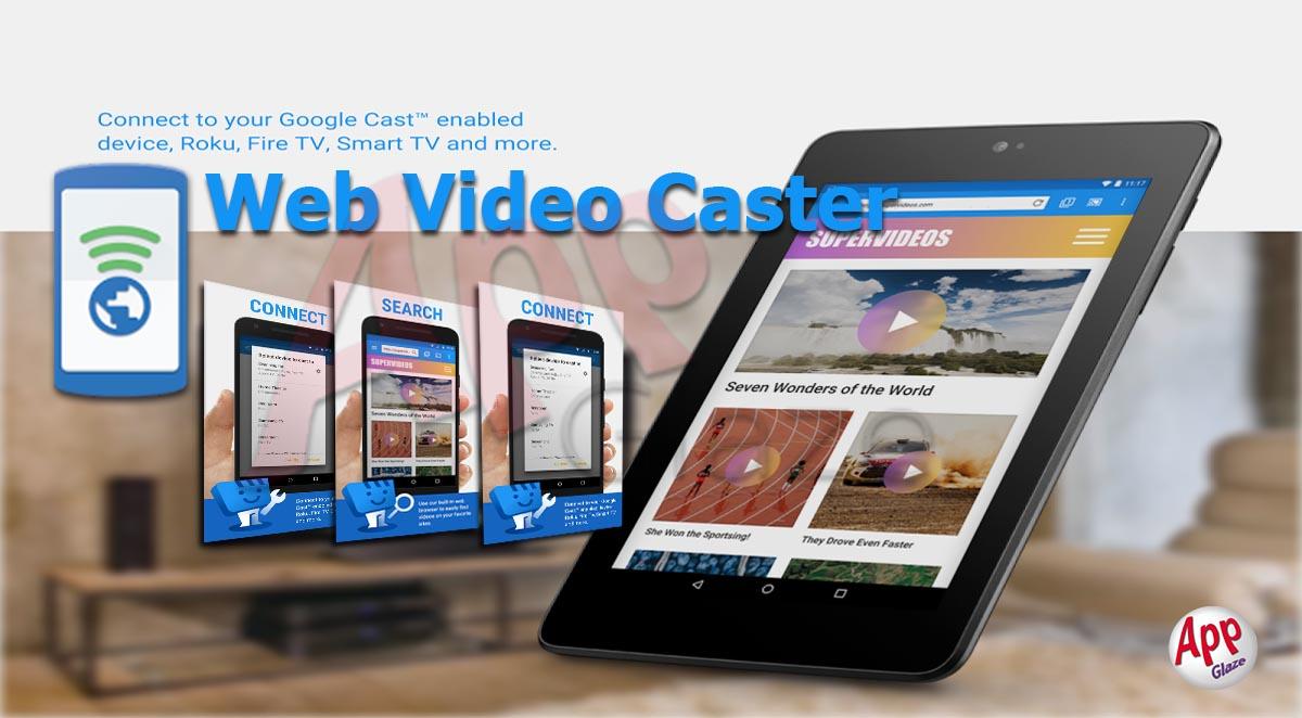 Web Video cast | Browser To TV (Premium)