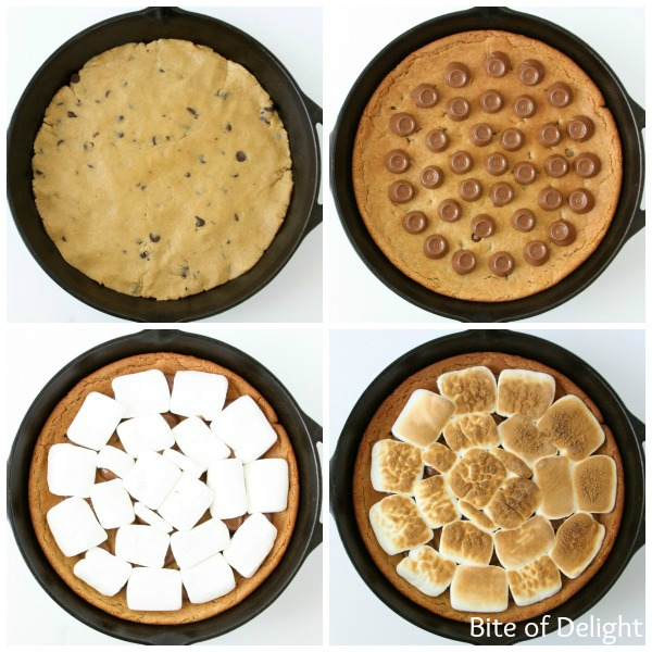 how to make a pizookie