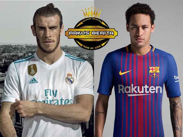 Perbandingan Harga Jersey Madrid Dan Barca, Mana Yang Mahal?