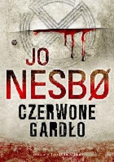 """""""Czerwone Gardło"""" - Jo Nesbø"""