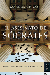 """""""El asesinato de Sócrates"""" de Marcos Chicot"""