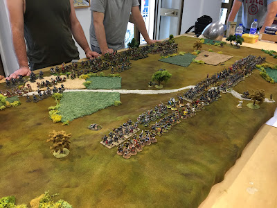 Lion Rampant – Battle of Hasting August 5, 2018