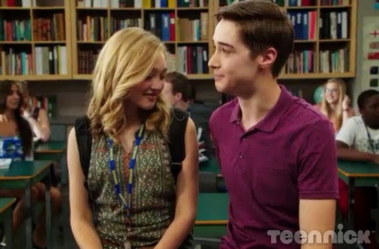 degrassi miles and maya first meet
