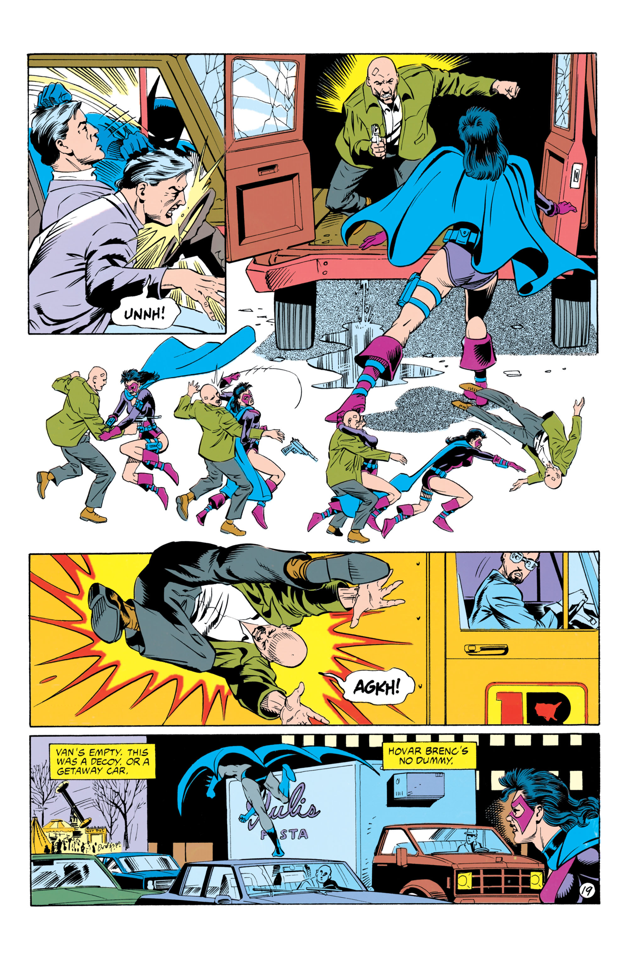 Detective Comics (1937) 653 Page 19