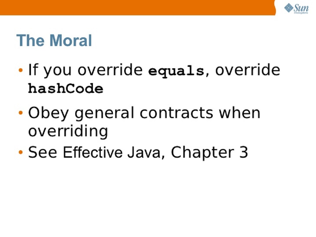 10 Equals and HashCode Interview Questions in Java