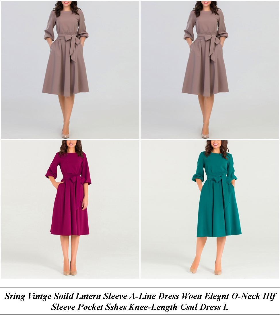 High Neck Casual Dress Short - The Sale Store Ottawa - Evening Dresses Online Shopping Usa