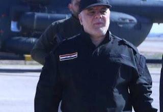 القائد العام للقوات المسلحةالعبادي يبارك من الموصل تحقيق النصر الكبير