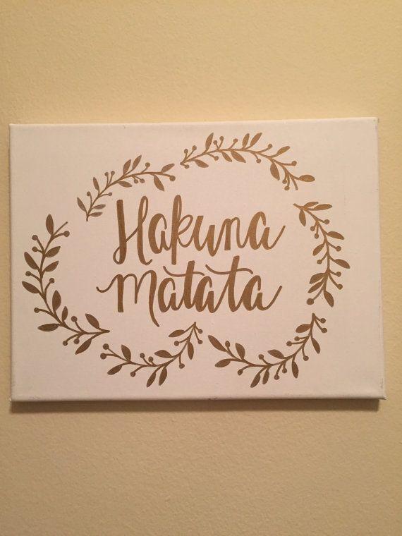 Hakuna Matata O Que Significa Mundo Da Luh At