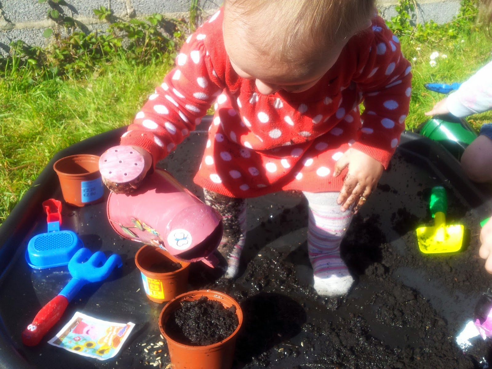 , Family Fun In The Garden This Spring