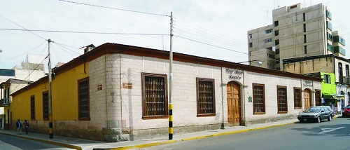 Casa Museo Basadre