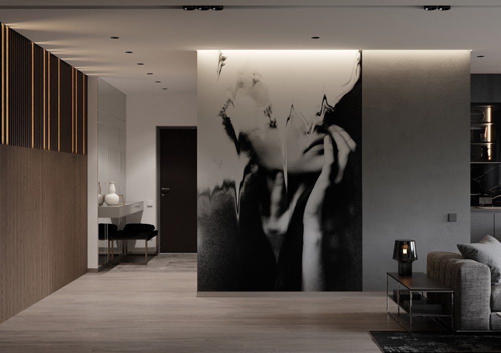 black-and-white-wall-art