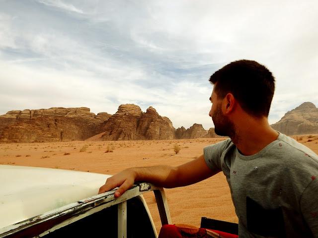 viaje a jordania experiencia