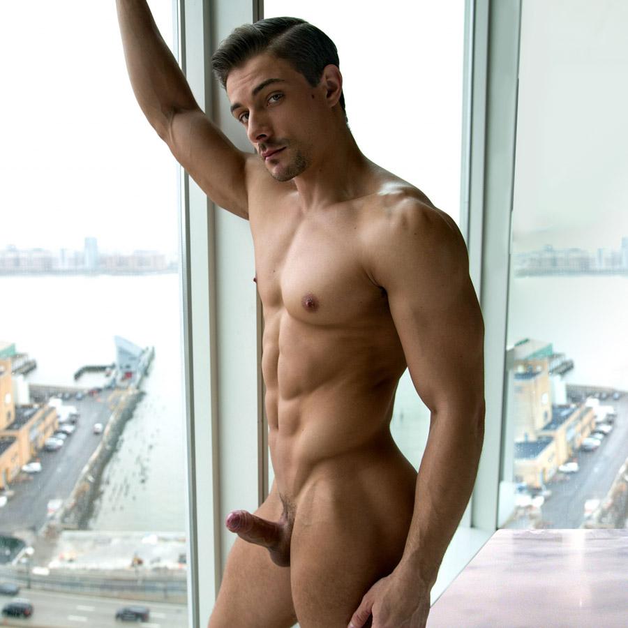 Nude Male Model Photoshoot Video