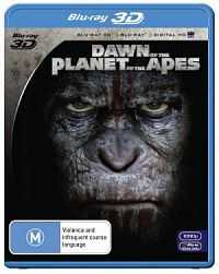 Dawn of the Planet of the Apes 2014 Hindi 3D Movie Download