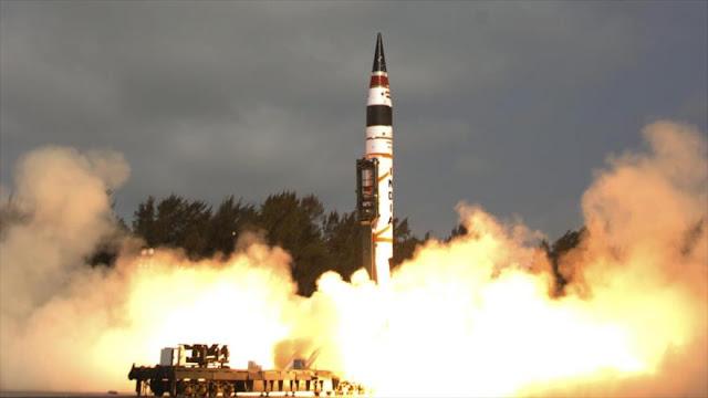 La India moderniza su arsenal atómico con ojos puestos en China