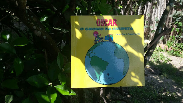 Oscar - O Gnomo da Chupeta - Livro Infantil