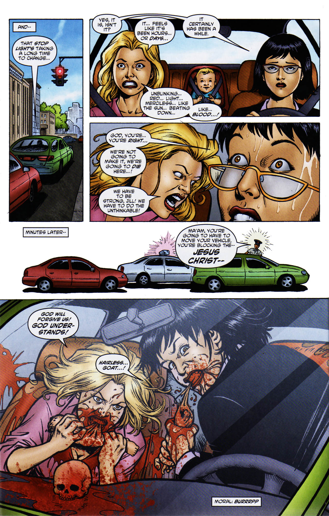 Read online Chronicles of Wormwood: The Last Enemy comic -  Issue # Full - 50
