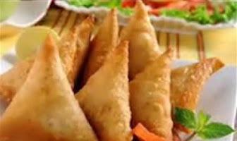 Resep Samosa Isi Ayam Dan sayur Khas India