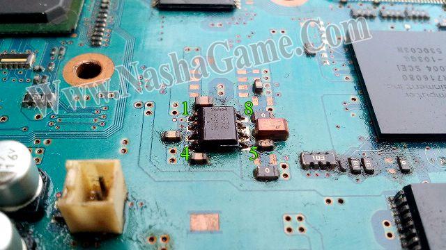 Lampu Reset PS2 Slim Seri 7 Tak Bisa Hijau