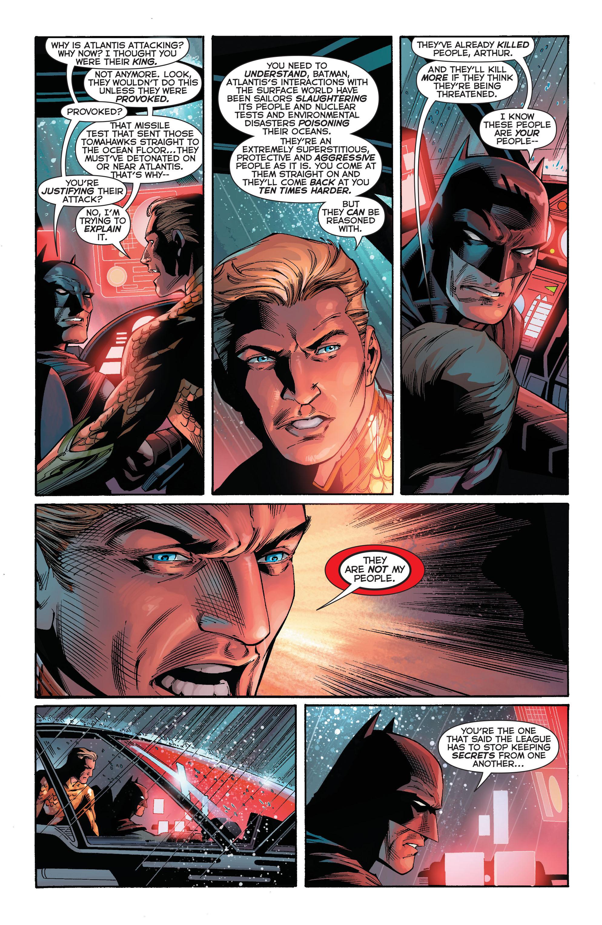 Read online Aquaman (2011) comic -  Issue #15 - 11