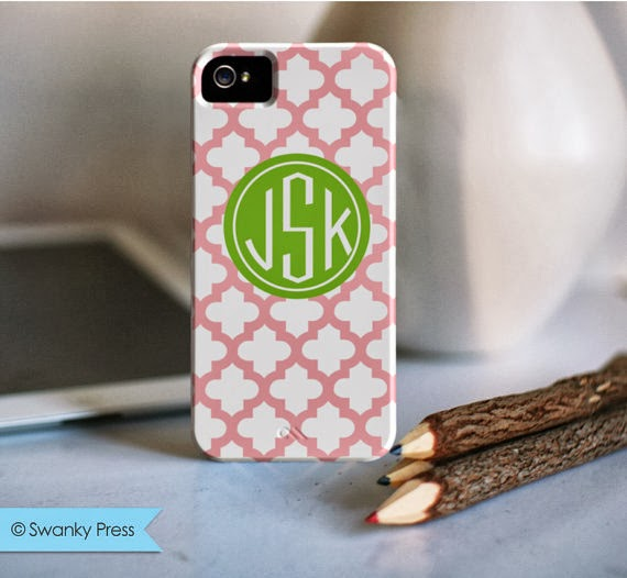 Preppy Iphone  Plus Case